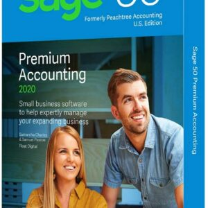 Sage 50 Premier 2020 (5-Users)