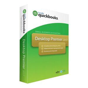 QuickBooks Premier 2017 (4 Users)