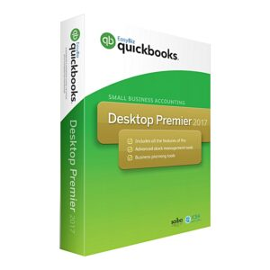 QuickBooks Premier 2017 (5 Users)