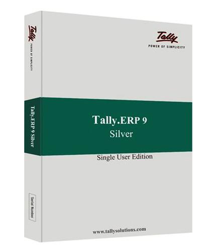 Tally ERP9 Silver (Single User) Edition