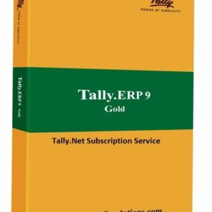 Tally ERP 9 Gold Multi-User