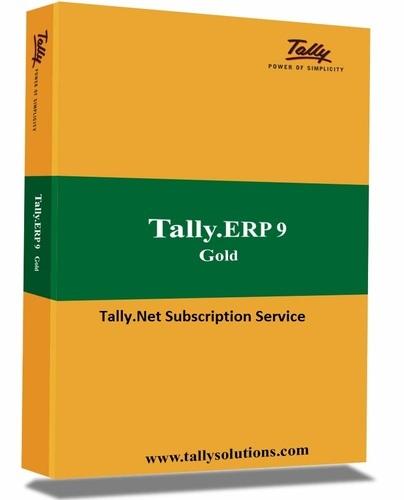 Tally ERP 9 Gold Multi-User
