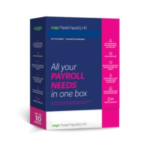 Sage Pastel Payroll & HR Standard