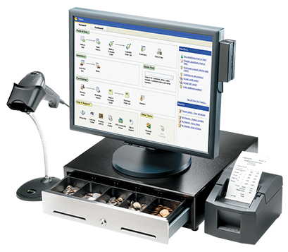 Point of Sale Software – QuickBooks POS