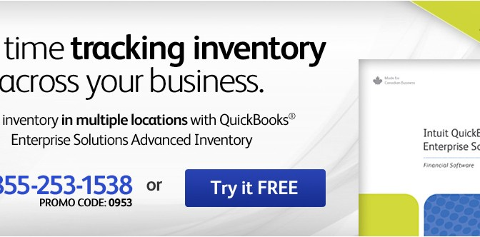 QuickBooks Enterprise Solution – Advanced Inventory Software