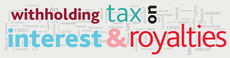 Accounting Treatment For Withholding Tax On Revenue