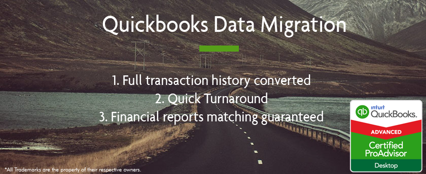 Migrate from Sage50 to QuickBooks Software