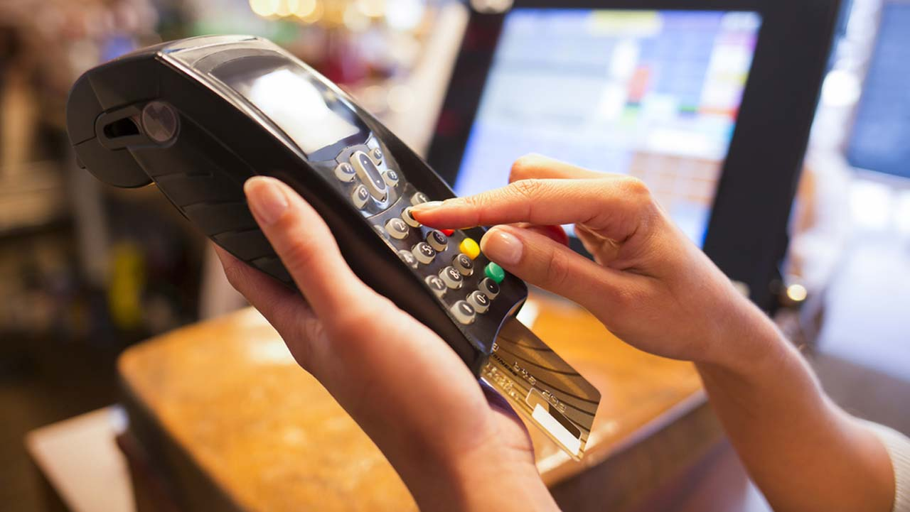 Accounting For Debit/Credit Card Payments On POS Terminal In Quickbooks Desktop.